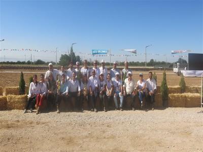 Atlı Okçuluk Türkiye Şampiyonası Çeyrek Final B Grubu Malatya'da Gerçekleştirildi.